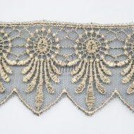 Metallic Lace Trimmings