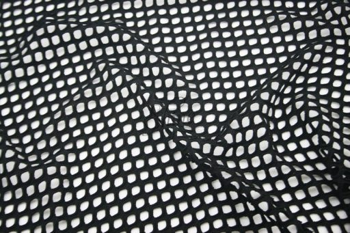 Open Weave Stretch Mesh