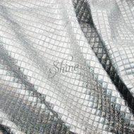Silver Square Foil