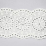 Broderie Anglaise Lace Trimmings