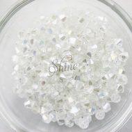 Crytstal Glass BiCone Bead
