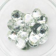 Plastic Crystal Sew On Stones