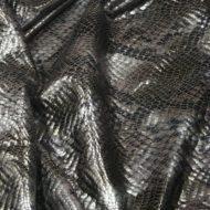 Snakeskin Print Jersey
