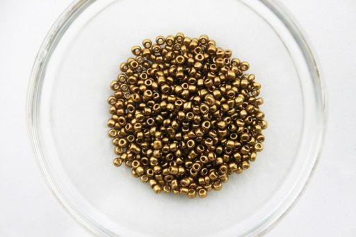 42 Bronze Seedbead