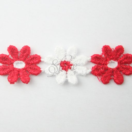 Flower Guipure Lace Trimming