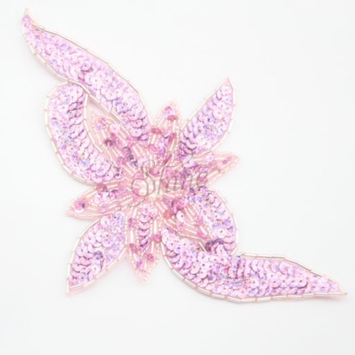 Flower Sequin Motif