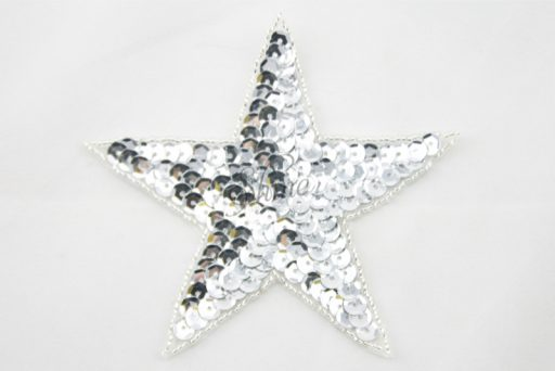Star Sequin Motif – Large