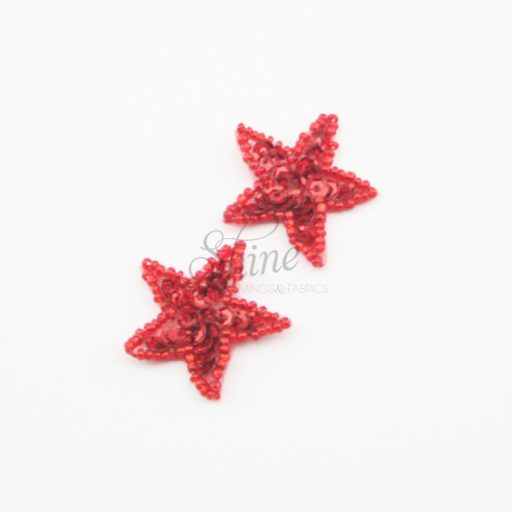Star Sequin Motif – Mini