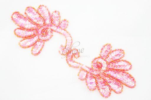 Swirl Sequin Motif