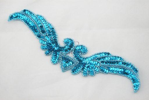 Wings Sequin Motif