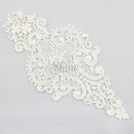 Ivory Lace Motifs