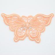 Butterfly Flower Lace Motif