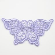 Butterfly Nuvo Lilla Lace Motif