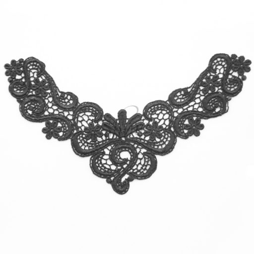 Precious Dreamers Black Lace Motif