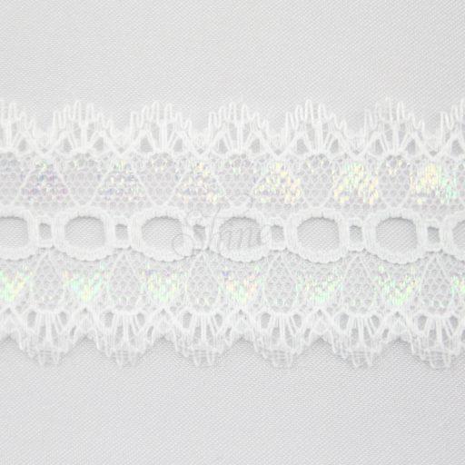 Nylon Eyelet Lace Trimming