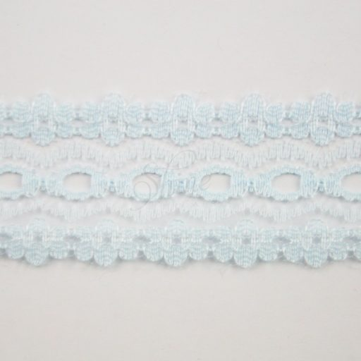 Daisy Nylon Eyelet Lace Trimming