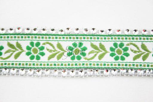 Indian Flower Trim
