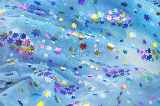 Nylon with Rainbow Star