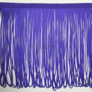 Stretch Looped Fringe 6″