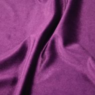 Four Way Stretch Velvet Orchid