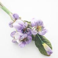 Small Wild Flower Bunch Mauve