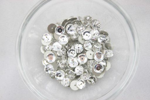 Swarovski Xilion Lochrose Crystal 001