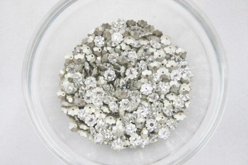 Swarovski Marguerite Lochrose Crystal 001