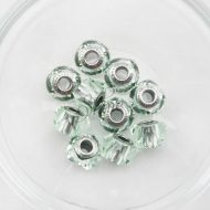 Swarovski BeCharmed Helix Bead Chrysolite 238