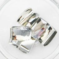Swarovski Magnet Fasteners Crystal 001