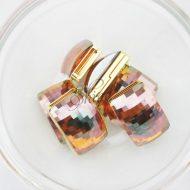 Swarovski Magnet Fasteners Crystal Copper 001 COP