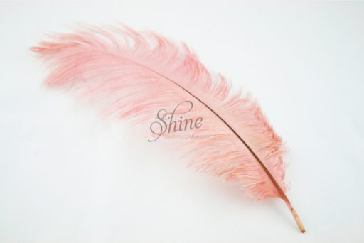 Blondine Feather Dusty Pink