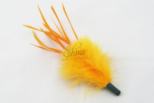 Marabou Spike Gold