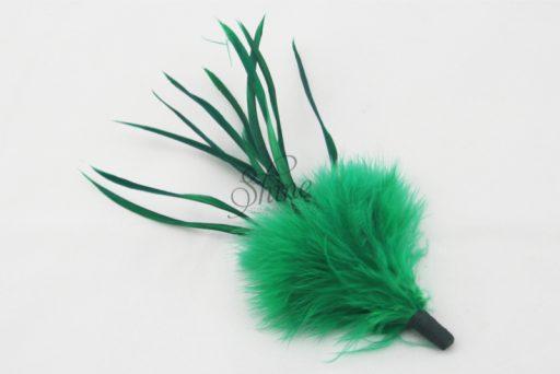 Marabou Spike Green