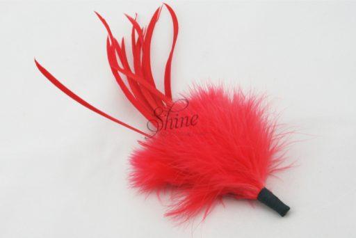 Marabou Spike Red