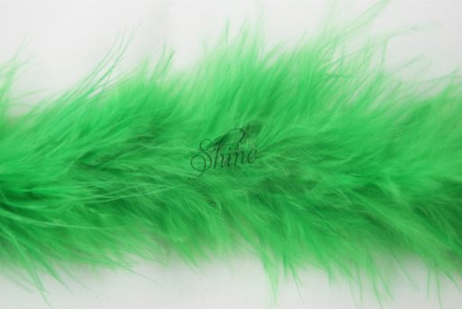 Marabou Trimming Green