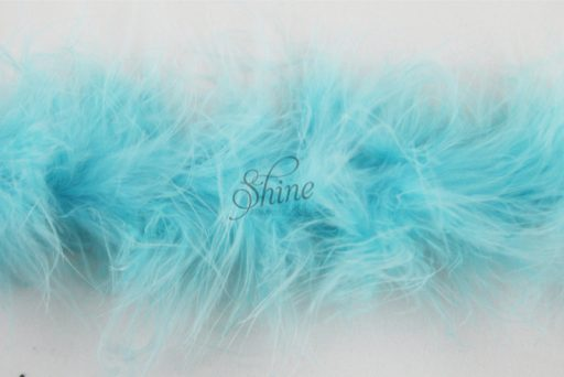 Marabou Trimming Turquoise