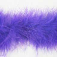 Marabou Trimming Purple