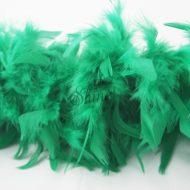 Turkey Boa Emerald Green
