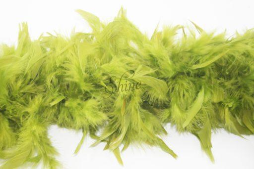 Turkey Boa Olive Green