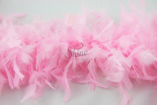 Turkey Boa Pale Pink