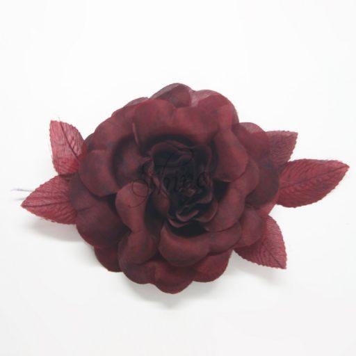 Extra Large Rose Burgundy