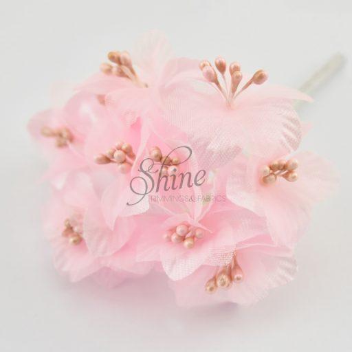 Bunch of Sakura Flowers Pink