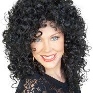 Black Cher Wig