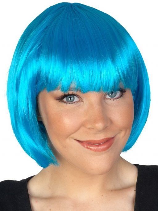 Paige Wig Aqua Blue