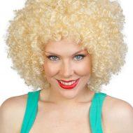 Hernando Blonde Afro Wig