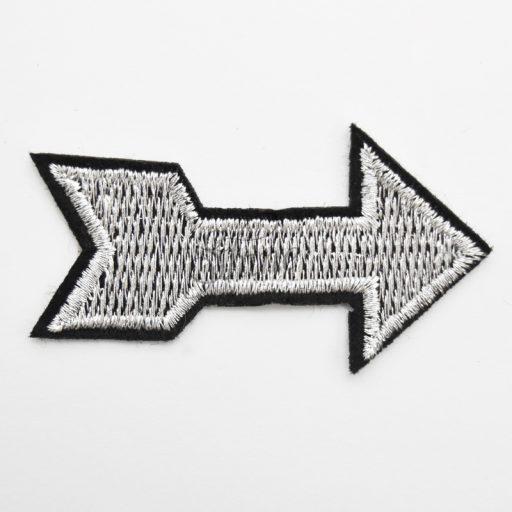 Arrow Iron On Motif
