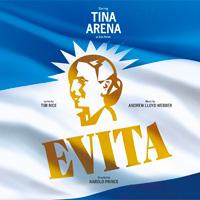 EVITA, starring Tina Arena
