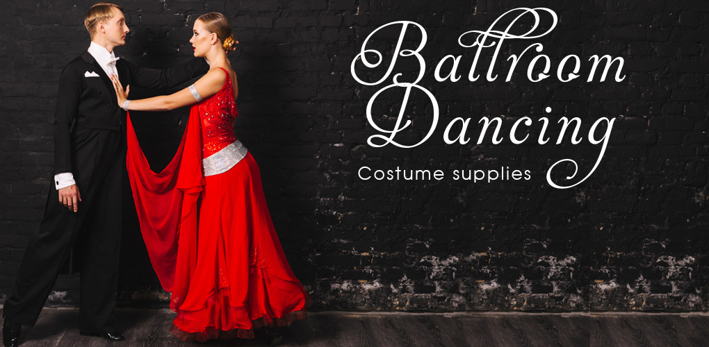 Ballroom Dancing costume supplies