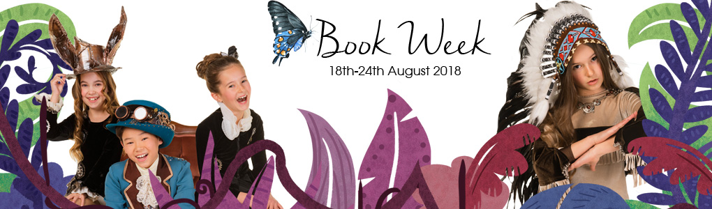 Book Week 2018 at Shine Trimmings & Fabrics
