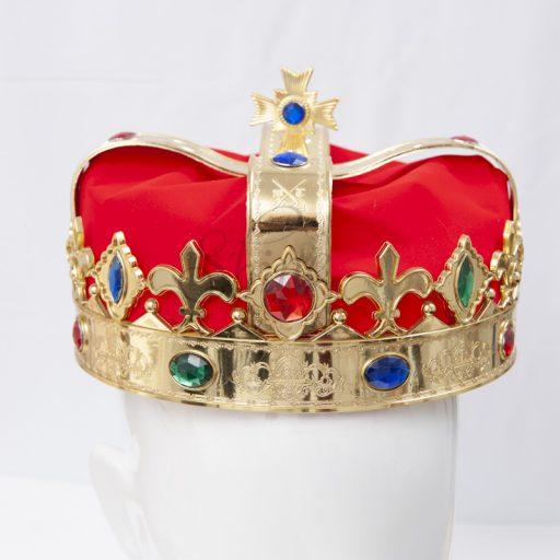 Royal Majestic Jewelled Crown